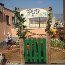 Asilo Nido provato Barnepark - Roma quartiere San Giovanni