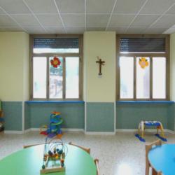 Asilo nido Istituto Cor Jesu - Roma quartiere San Giovanni