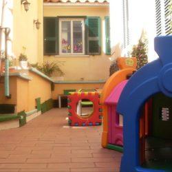 Asilo nido spazio ba.bi. Dopo La Cicogna - Roma quartiere Appio