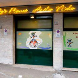 Asilo nido micronido Baby's planet - Roma quartiere Talenti