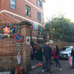 Asilo nido Madre Annunciata Cocchetti - Roma quartiere Montesacro