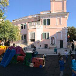 Asilo nido Margherita Lenzi sez. primavera - Roma quartiere Gianicolense