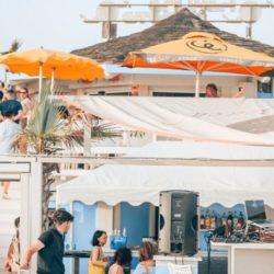 Stabilimento balneare spiaggia Hakuna Matata - Lido di Ostia