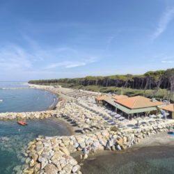 Stabilimento balneare Bagni Ristorante Il Delfino - Cecina