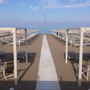Stabilimento balneare Bagno ONDABLU' - Marina di Castagneto Carducci