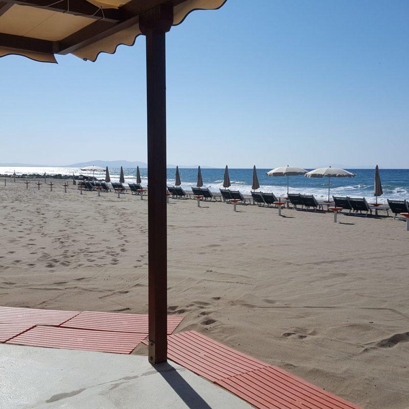 Stabilimento balneare Bagno Alessandro - Castiglione della Pescaia