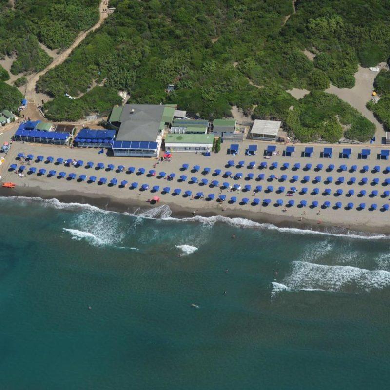 Stabilimento balneare Ultima Spiaggia - Capalbio