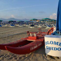 Stabilimento balneare Bagno Colombo - Viareggio