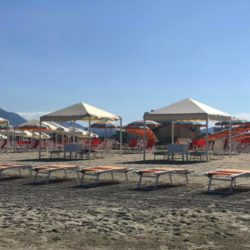Stabilimento balneare Bagno Flora - Viareggio