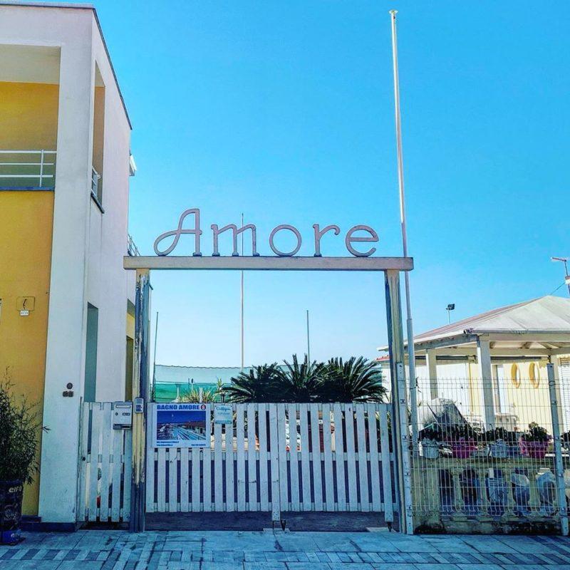 Stabilimento balneare Bagno Amore - Lido di Camaiore
