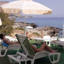Stabilimento balneare spiaggia Addaura Wave - Palermo