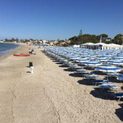 Stabilimento balneare spiaggia La Playa Lido - Mazara del Vallo