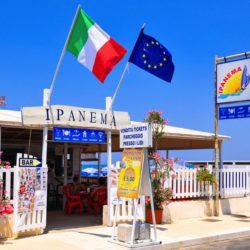 Stabilimento balneare spiaggia Lido Ipanema - Balestrate