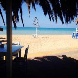 Stabilimento balneare Playa Carratois - Portopalo di Capo Passero