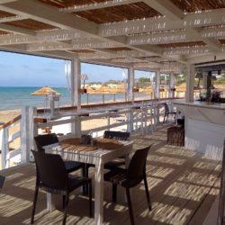 Stabilimento balneare Porto Ulisse Beach - Santa Maria del Focallo
