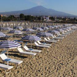 Stabilimento balneare attrezzato Lido Azzurro - Catania