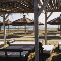 Stabilimento balneare spiaggia Lido Agua Beach - Noto