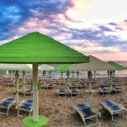 Stabilimento balneare spiaggia Lido Miramare - Licata