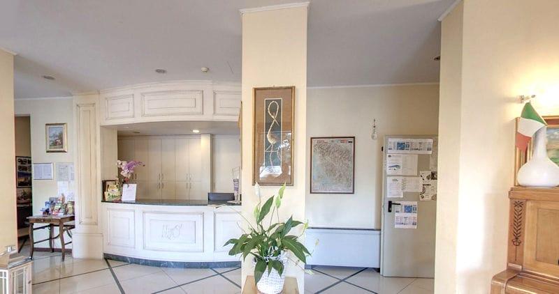 Hotel Villa Ombrosa Fiumetto