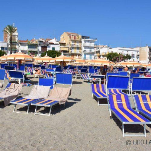 Stabilimento balneare Lido La Romantica - Giardini Naxos