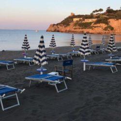 Stabilimento balneare spiaggia Ristorante La Strega - Orbetello
