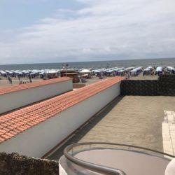Stabilimento balneare spiaggia Ministero della Difesa - Fregene